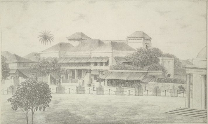 Government House, Fort, Bombay.